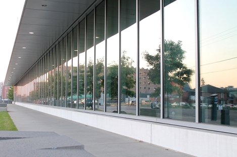 Oshawa Courthouse. Photo by Barbara Howe