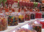Myrtle Beach candy store. Photo by Barbara Howe