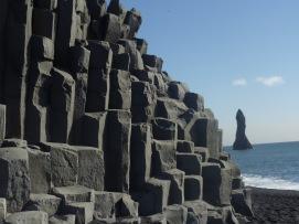 Icelandic beach. Photo by Barbara Howe