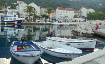 Tucepi marina. Photo by Barbara Howe
