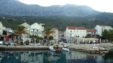 Tucepi, Croatia. Photo by Barbara Howe