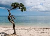 Le Morne Beach, Mauritius.