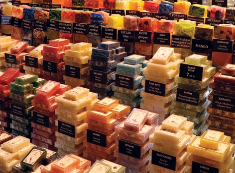 soapstall