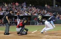 Myrtle Beach Pelicans v Carolina Mudcats